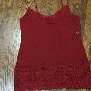 Ruby Red Tank Top NWT